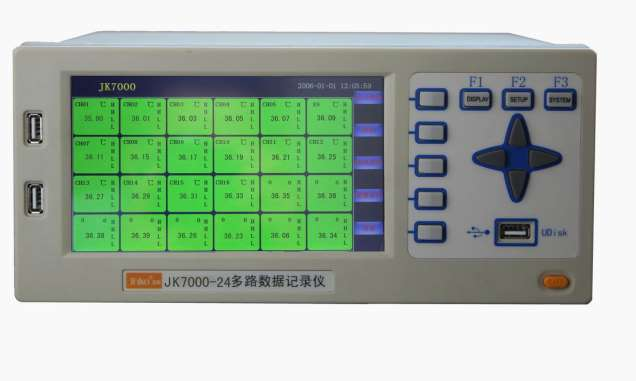 JK7000 Multiplex temperature tester